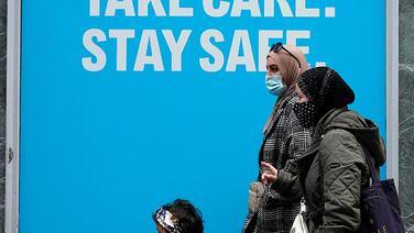 El mensaje que no quieres (pero debes) escuchar a comienzos del 2021: la pandemia va a empeorar