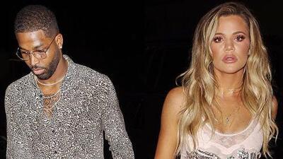 Khloé Kardashian y Tristan Thompson, de nuevo juntos tras escándalo de infidelidad