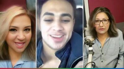 """""""Si yo fuera hombre qué papasote fuera"""": Carla, El Pelón y El Feo se divierten con el nuevo filtro de Snapchat"""