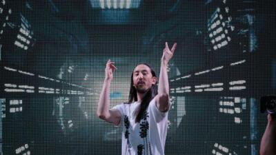 Steve Aoki Teams Up With Gucci Mane and T-Pain For 'Lit'
