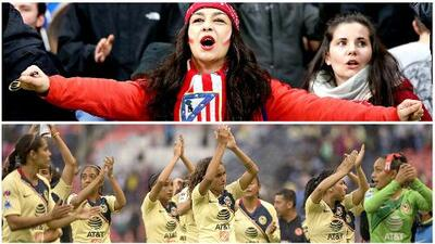 Récord en fútbol femenil en España que solo el América superaría si llenan el Estadio Azteca