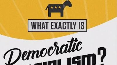 Real America with Jorge Ramos takes a look at Democratic Socialism