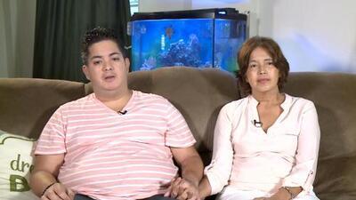 Miguel Carrasquillo y su madre abogan por una ley que permita la muerte con dignidad
