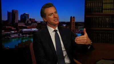 "Gavin Newsom: ""California mantendrá su estatus de estado santuario"""