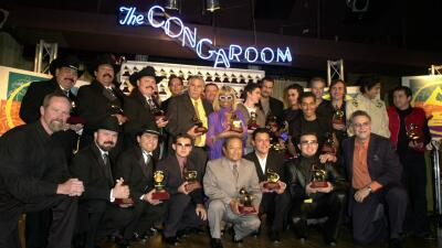 Latin GRAMMY 2001: no hubo gala, pero sí premios