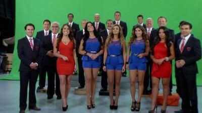 Univision Deportes está listo para Brasil 2014