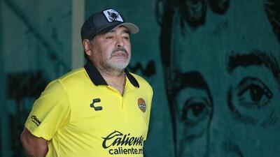 Maradona explotó contra la Conmebol y River Plate