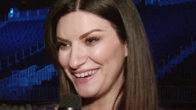 Laura Pausini tiene un regalo muy especial para Marc Anthony