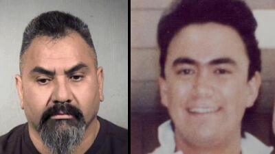Asesinó a un hombre en California y escapó de la justicia por 28 años, hasta que su ADN lo delató