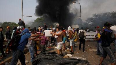 ¿Qué implica el rechazo del gobierno de Nicolás Maduro al ingreso de ayuda humanitaria al país?