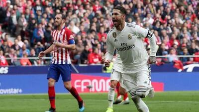 Real Madrid y Atlético jugarán el derbi de la capital española en Nueva York