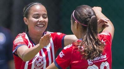 Xolos y Chivas lideran la tabla de posiciones de la Liga MX Femenil