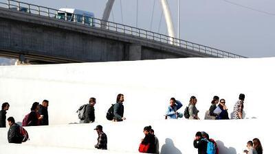 El gobierno de EEUU sigue regresando a México a cientos de solicitantes de asilo humanitario