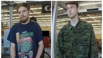 La Policía confirma que murieron por suicidio los jóvenes acusados de 3 asesinatos en Canadá