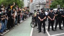 Informe revela deficiencias por parte de NYPD durante las protestas por la muerte de George Floyd