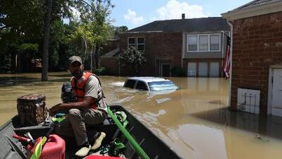 """""""Estamos entrando en la fase de reconstrucción tras Harvey"""": Mike McCaul, legislador republicano"""