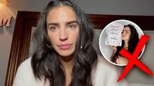 Amenazas de muerte y violación: Bárbara de Regil reacciona tras supuesta estafa con su marca de suplementos