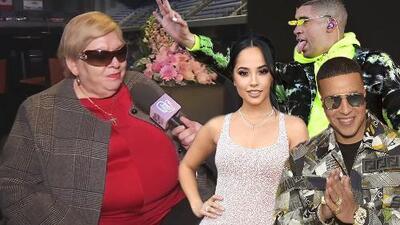Paquita la del Barrio no conoce (ni parece quiera conocer) a Daddy Yankee, Bad Bunny y otros artistas urbanos