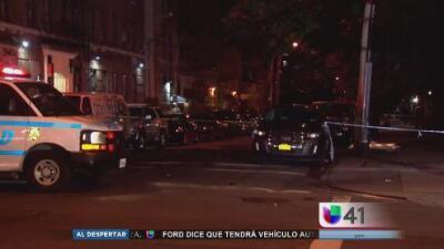 Adolescente muere baleado en Claremont en El Bronx