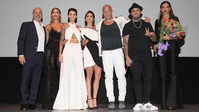 Reguetonero Nicky Jam da el salto a la gran pantalla junto a la colombiana Ariadna Gutiérrez