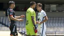 Se disculpa Jonathan Orozco por agresión a Carlos Gutiérrez de Pumas