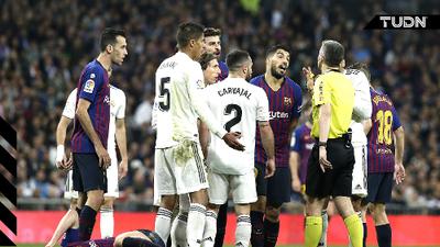 El Clásico entre Barça y Madrid se jugará de madrugada