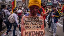 """""""Pobreza, miseria y falta de respuestas"""": ¿por qué continúan las protestas en Colombia?"""