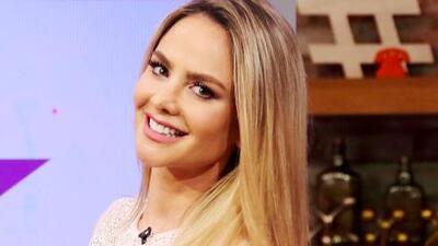 Ximena Córdoba confirma que hará escenas calientes en la novela 'En tierras salvajes'