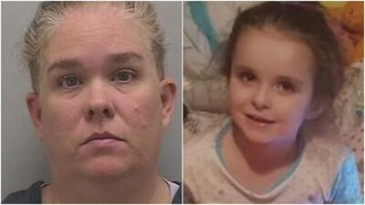 Una madre que recibió donaciones para el tratamiento médico de su hija es acusada por la muerte de la pequeña