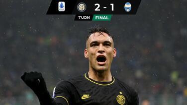 ¡El Calcio se pinta Neroazzurro!