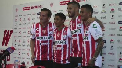 Gerson Torres, Ventura Alvarado y Marcelo Allende: dispuestos a luchar por su lugar en la titular