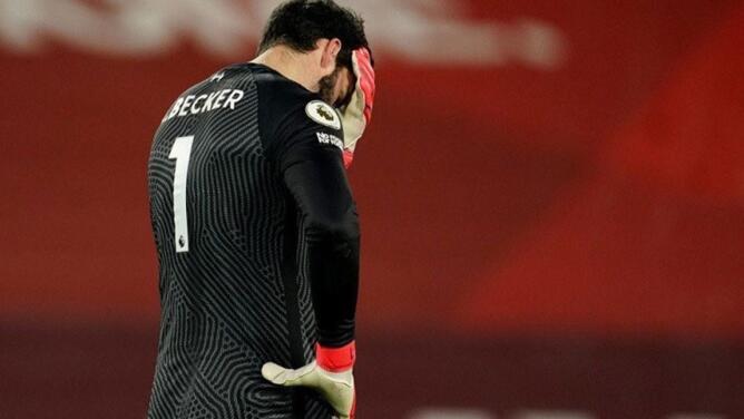 Muere ahogado el papá de Alisson Becker, portero del Liverpool