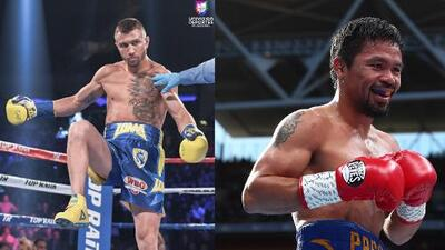 Pacquiao ningunea a Crawford; quiere enfrentar a Lomachenko en 135 libras
