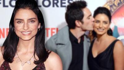 Aislinn Derbez admite que su matrimonio se afectó durante el viaje familiar a Marruecos