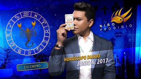 Niño Prodigio - Escorpión 6 de junio 2017