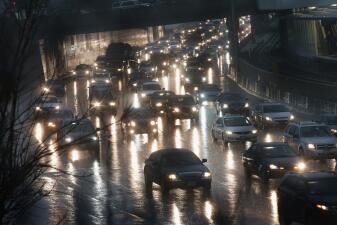 Estas son algunas recomendaciones sobre cómo debes conducir en tiempos lluviosos