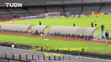 """Ricardo Peláez tronó contra el árbitro: """"¿Por qué inventas?"""