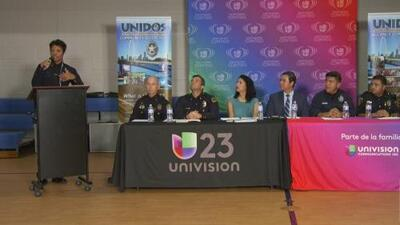 Inmigración y violencia, lo más destacado del foro comunitario 'Unidos' en Dallas