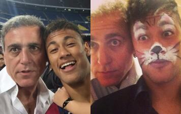 Quién es Andre Cury, el enigmático empleado del Barcelona que se hizo millonario por Neymar