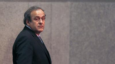 Michel Platini fue puesto en libertad luego de interrogado por Catar 2022