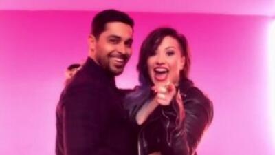 Demi Lovato y Wilmer Valderrama se han comprometido