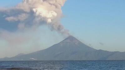 Nicaragua vigila el volcán Momotombo tras registrar hasta 18 sismos