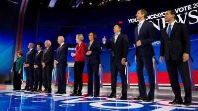 Debate Demócrata Destino 2020