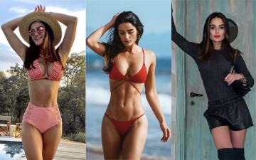 Ana Claudia Sachetti, la modelo brasileña que apoya a su selección pese a la derrota ante Perú