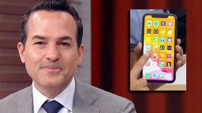 ¿Cuántos han caído en la trampa del nuevo iPhone? Carlos Calderón fue uno de ellos y ahora está indignado