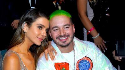 Ya no se esconden: J Balvin fue con su novia a los Latin GRAMMY y tenemos las fotos