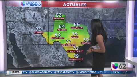 Austin tendrá una semana con cielo nublado