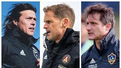 Faltan 5 días para la MLS 2019 | Factor latino y alcurnia europea: nuevas caras en los banquillos de la liga
