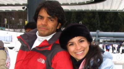 ¡Fue amor a primera vista! Eugenio Derbez y Alessandra Rosaldo celebraron 13 años juntos