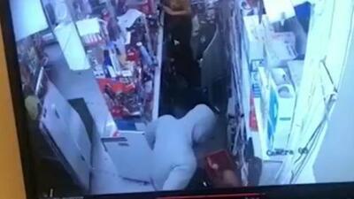 Hombre de la tercera edad recibió una brutal golpiza durante intento de robo a una bodega